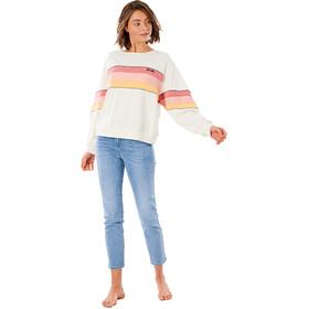 Rip Curl Golden State Crew sweater Damer, beige